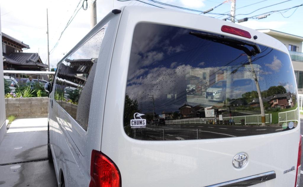 ハイエースを購入するためのショップ選び【ハイエース200系5型ガソリン】