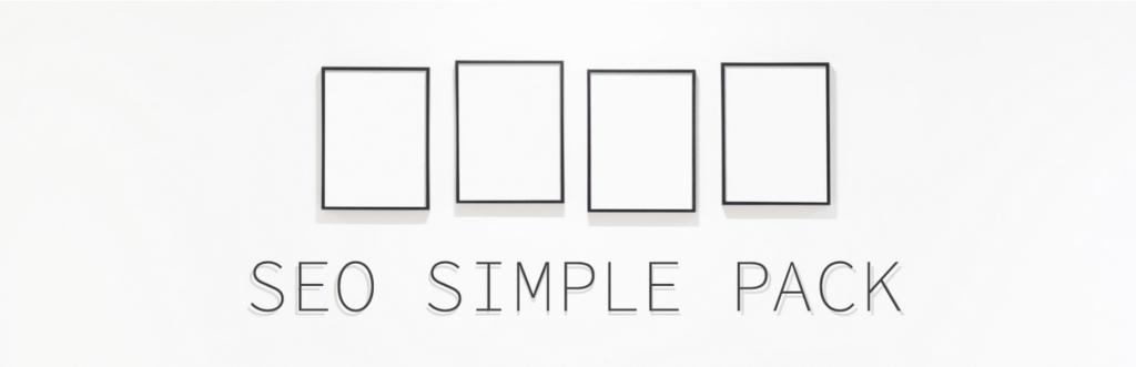 SEO SIMPLE PACK
